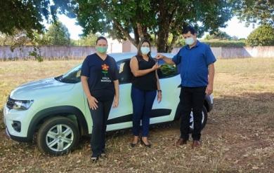 Prefeitura adquire um carro Renault Kwid 0 Km 2021/2022